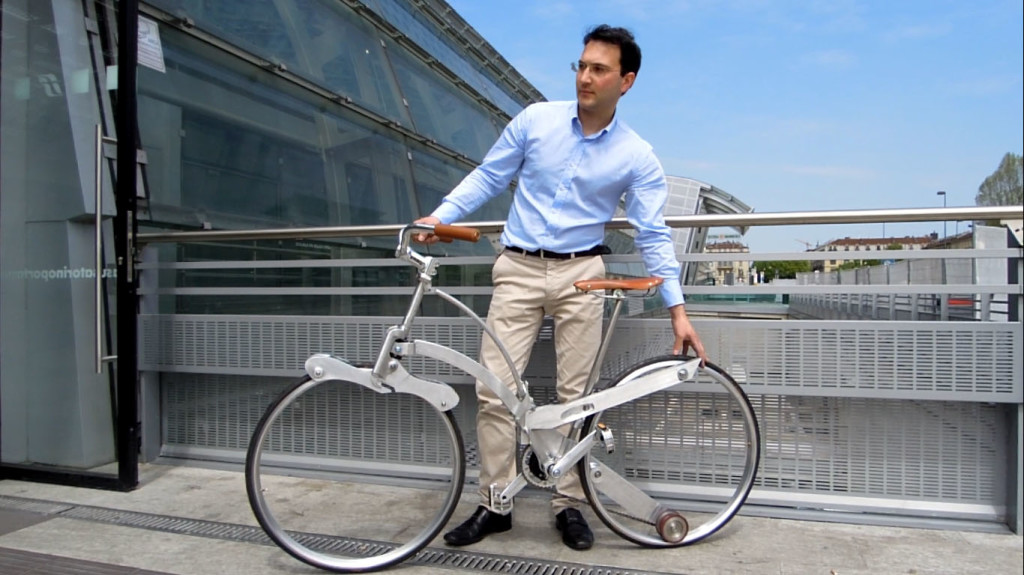 Prototipo della Sada Bike